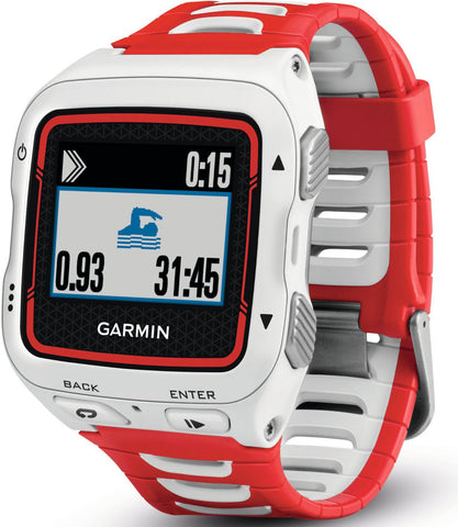Garmin Watch Forerunner 920XT White & Red + HRM