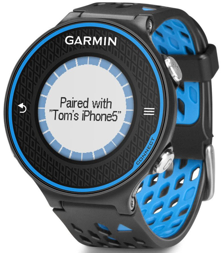 Garmin Watch Forerunner 620 Black Blue