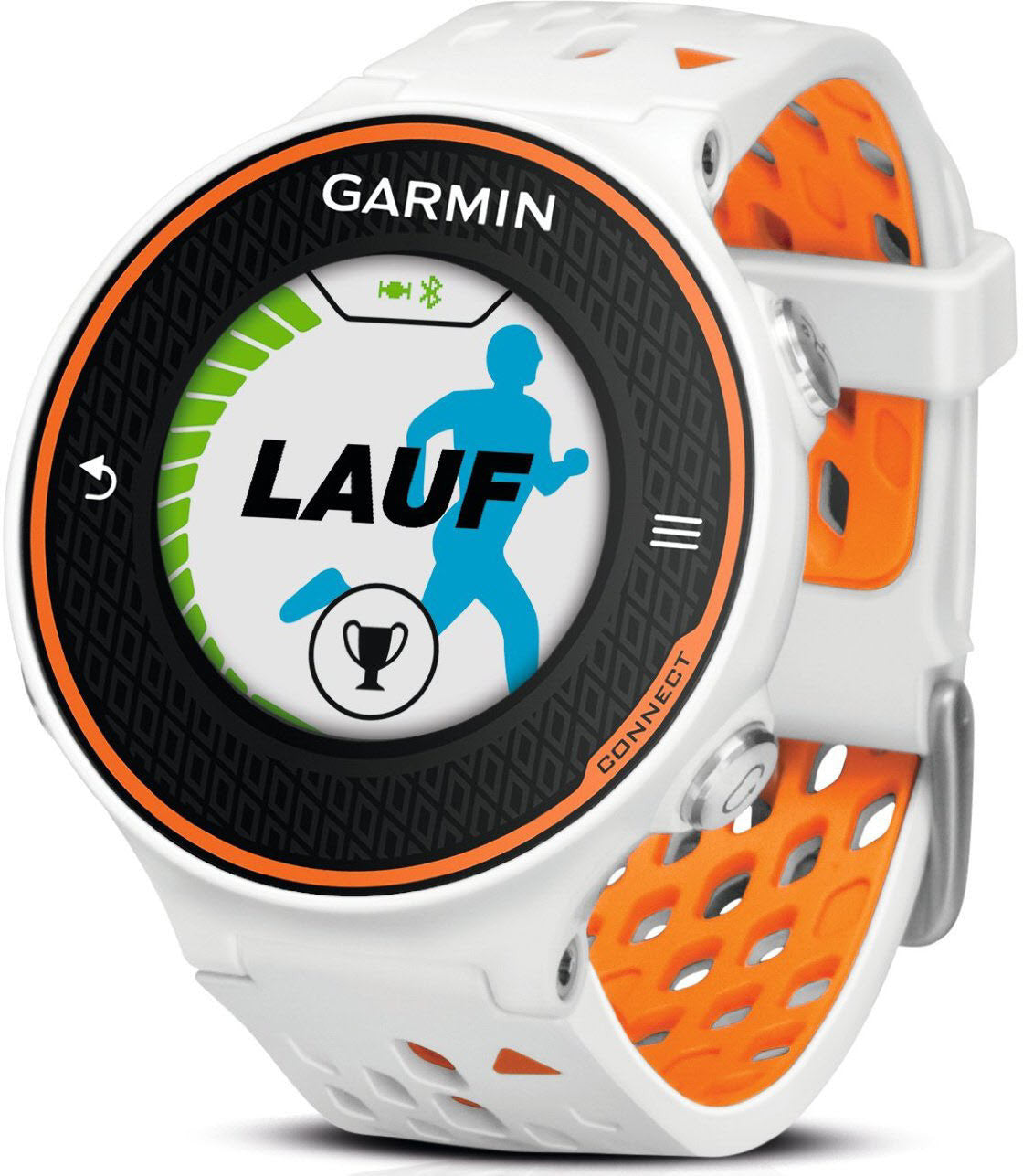 Garmin Watch Forerunner 620 Orange White + HRM