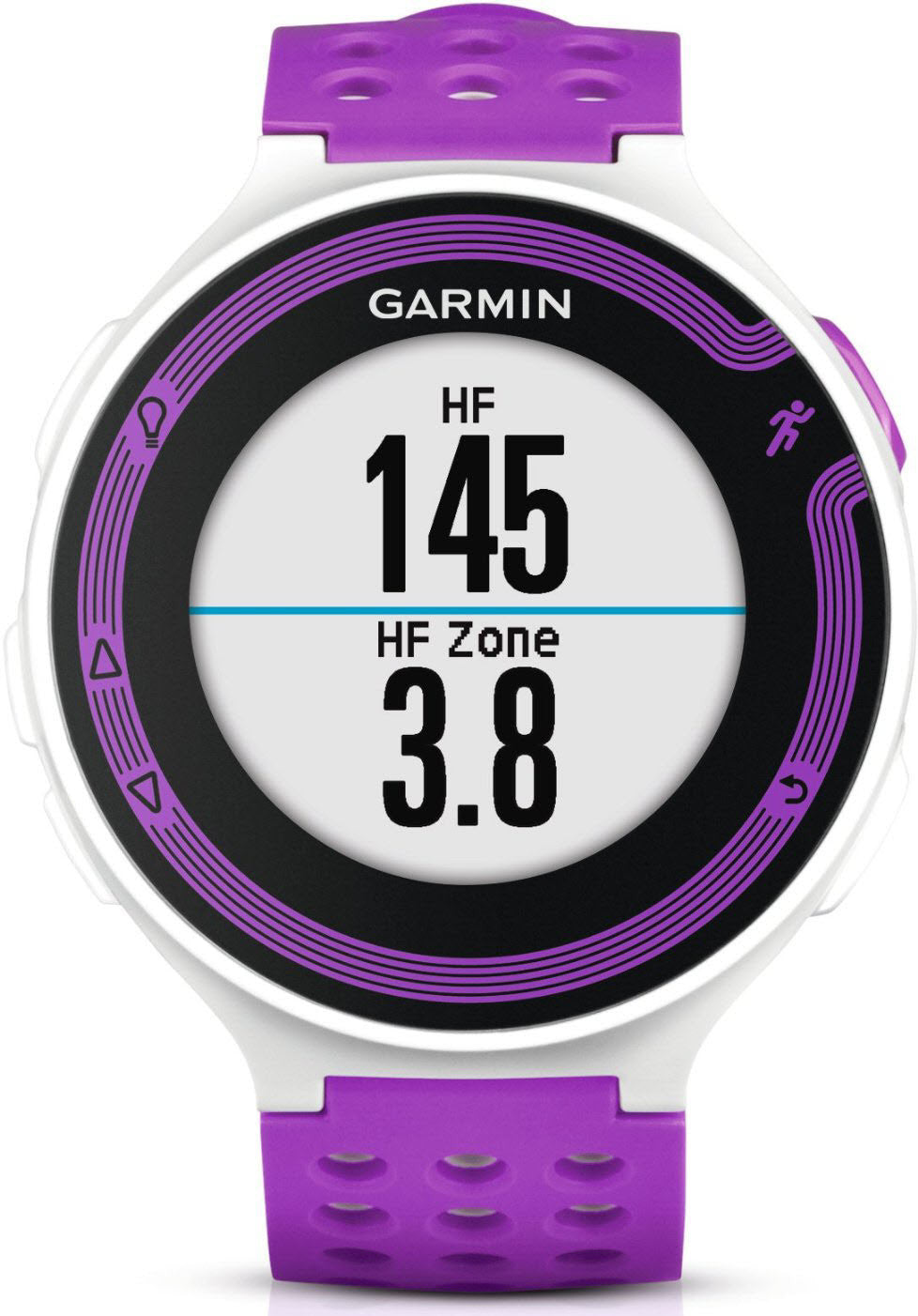 Garmin Watch Forerunner 220 White Lilac
