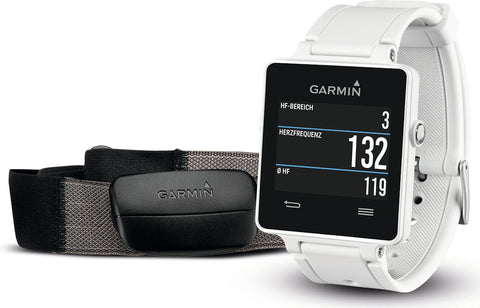 Garmin Watch Viviactive White Bundle