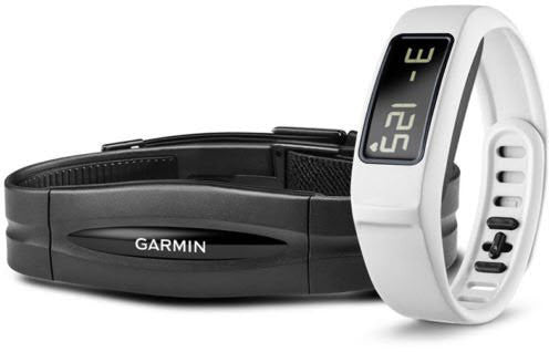 Garmin Watch Vivofit 2 White Bundle