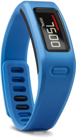 Garmin Watch Vivofit Blue Bundle