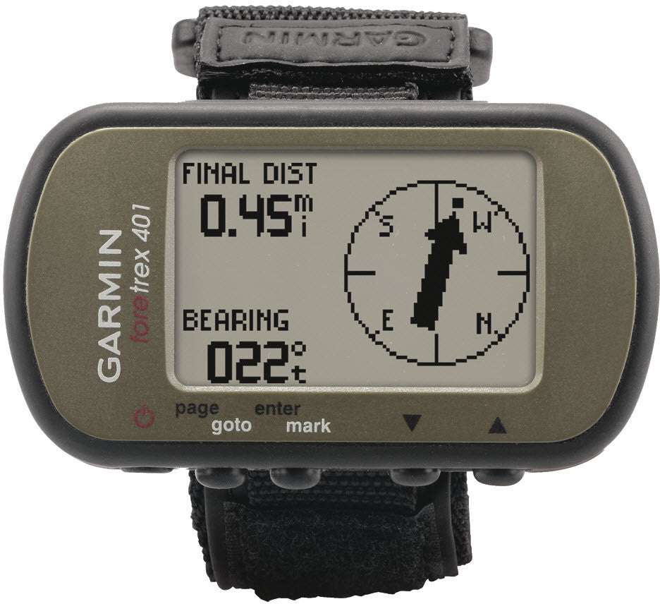 Garmin Watch Foretrex 401