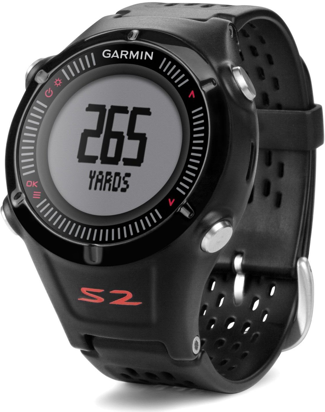 Garmin Watch Approach S2 Black Red