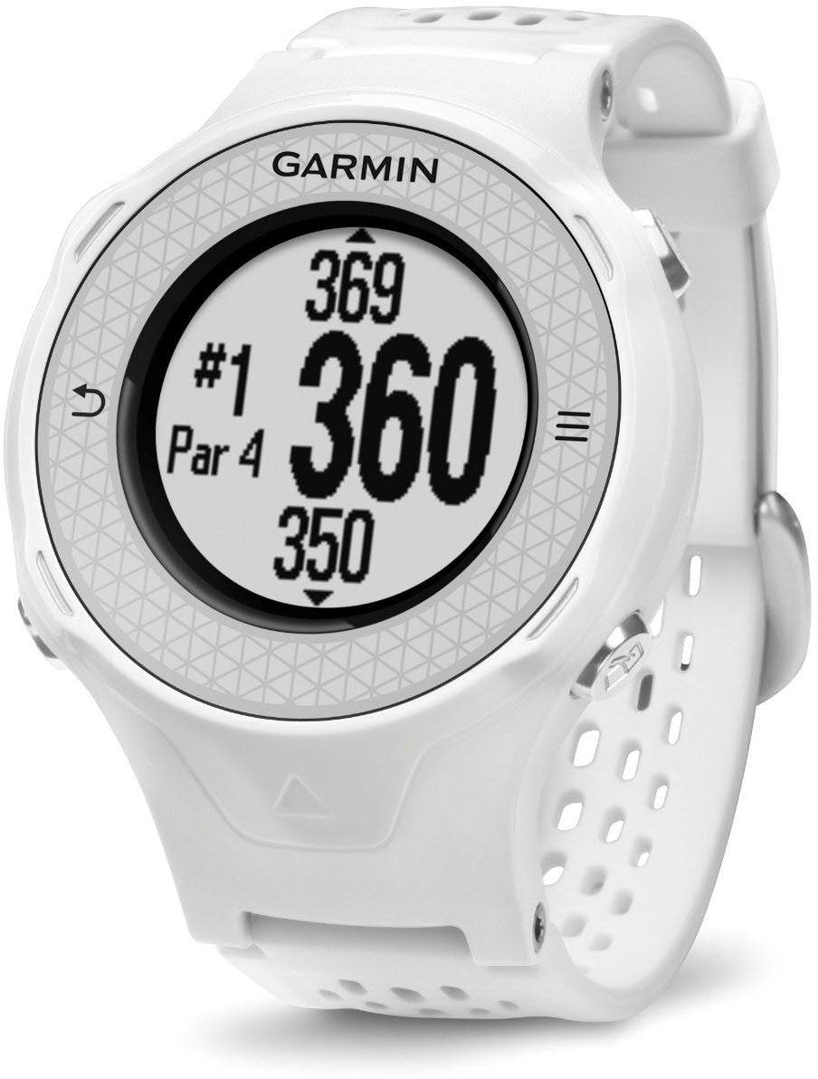 Garmin Watch Approach S4 White