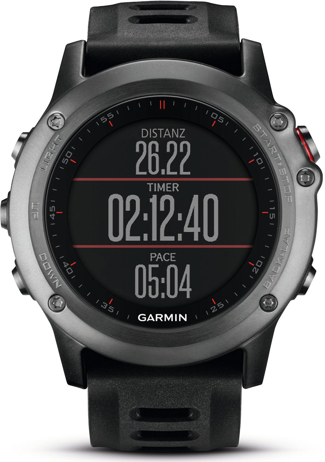 Garmin watch fenix 3 grey 010 01338 01 watch for Watches garmin