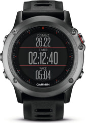 Garmin Watch Fenix 3 Grey