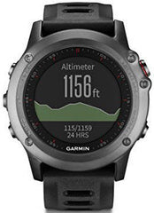 Garmin Watch Fenix 3 Grey Performance Bundle