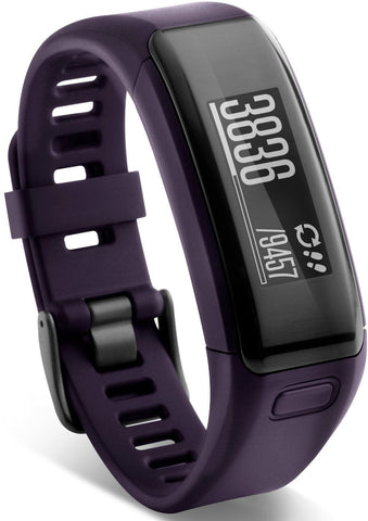 Garmin Watch Vivosmart HR Imperial Purple