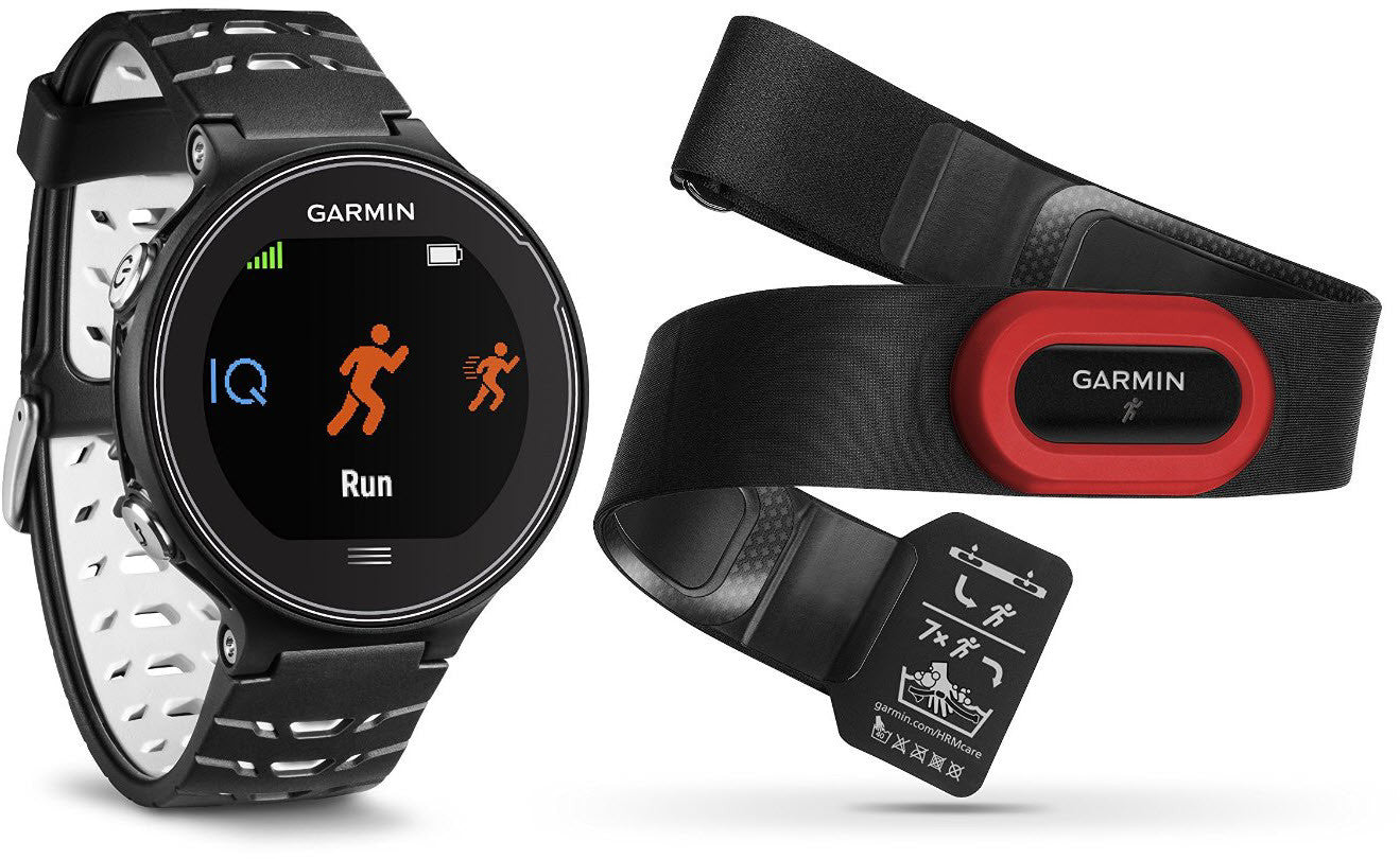 Garmin Watch Forerunner 630 HRM Black