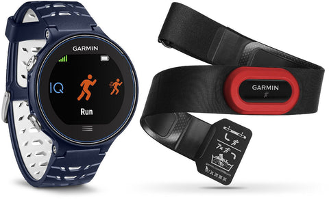 Garmin Watch Forerunner 630 HRM Midnight Blue