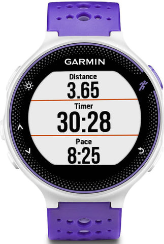 Garmin Watch Forerunner 230 Purple White