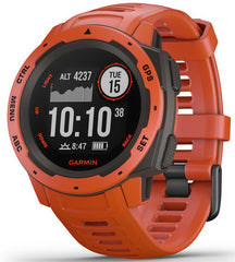 Garmin Watch Instinct Flame Red