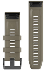 Garmin Watch Bands QuickFit 26 Amp Coyote Tan Silicone