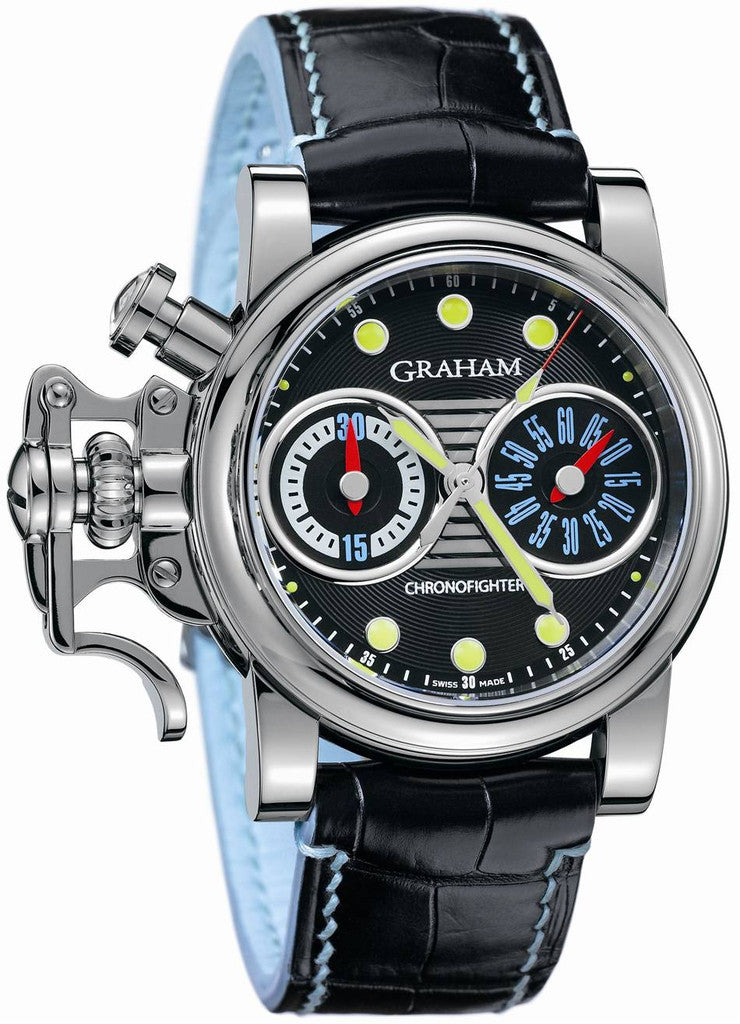 Graham Chronofighter RAC Stingray D