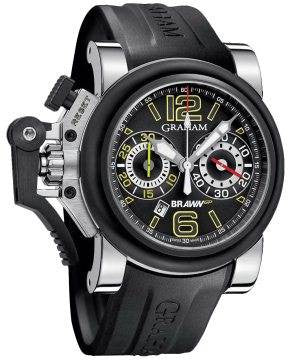 Graham Brawn GP Chronofighter
