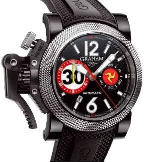 Graham Chronofighter Oversize Tourist Trophy