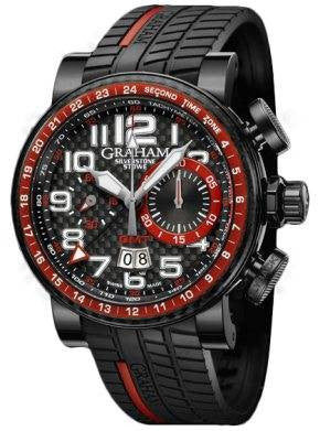Graham Silverstone Stowe GMT Red D