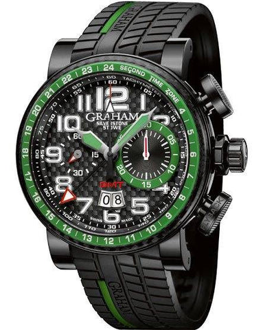 Graham Silverstone Stowe GMT Green D