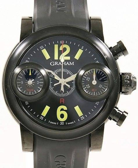 Graham Swordfish Black Knight Yellow Ltd Edition D