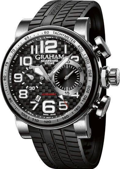 Graham Silverstone Stowe Racing Classic Steel & Ceramic D