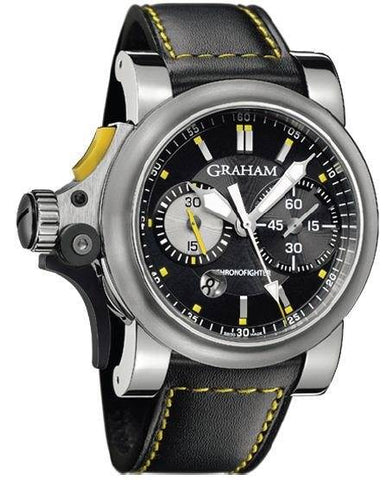 Graham Chronofighter RAC Trigger Black Rush