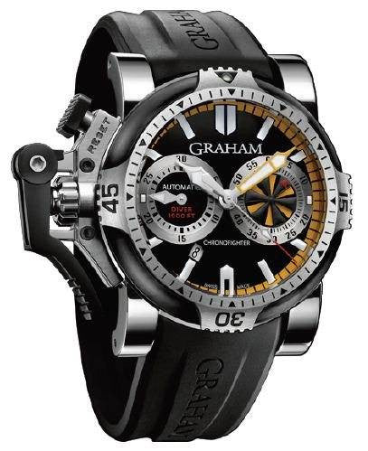 Graham Chronofighter Oversize Diver Turbo D