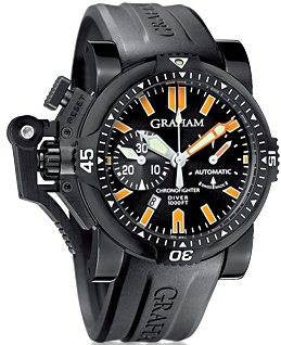 Graham Chronofighter Oversize Diver Deep Seal D