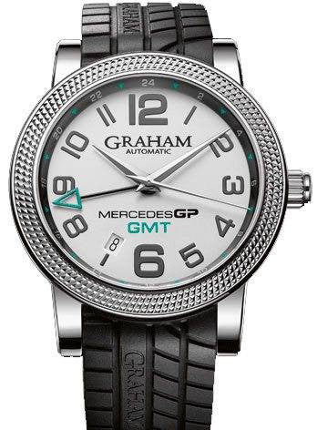 Graham Mercedes GP Time Zone D