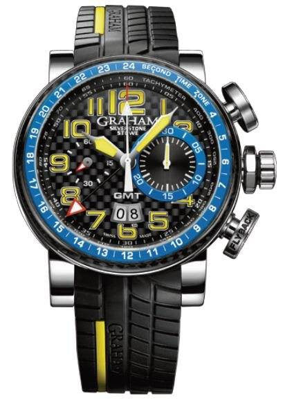 Graham Silverstone Stowe GMT D