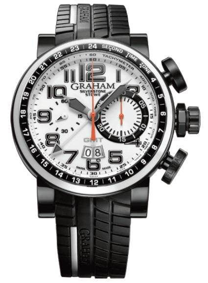 Graham Watch Silverstone Stowe GMT