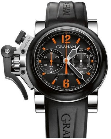 Graham Chronofighter Oversize D