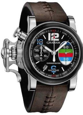Graham Chronofighter RAC 6 Nations Celebration D