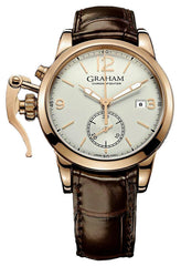 Graham Watch Chronofighter 1695 Gold