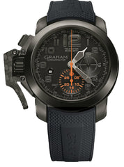 Graham Watch Chronofighter Oversize Black Forest