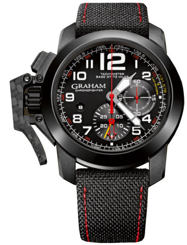 Graham Watch Chronofighter Oversize Superlight TT Limited Edition