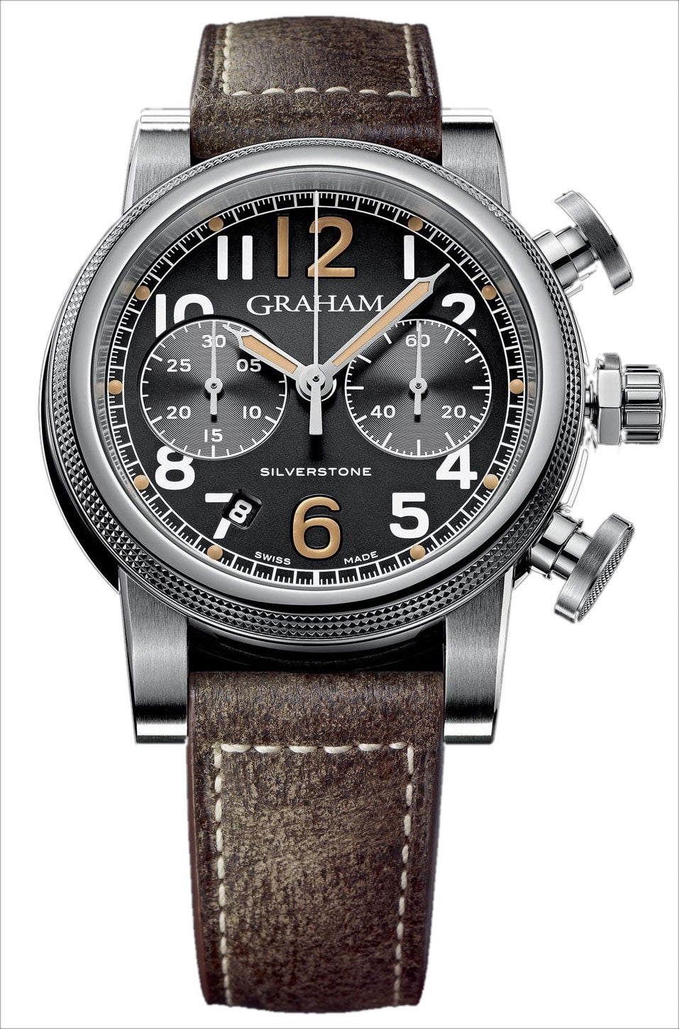 Graham Watch Silverstone Vintage 44