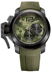 Graham Watch Chronofighter Oversize Black Arrow Celcius