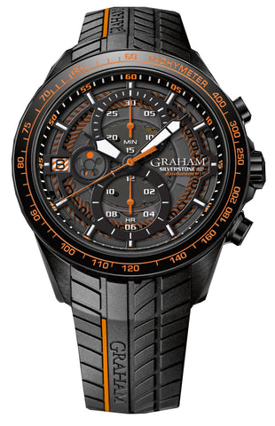 Graham Watch Silverstone RS Endurance Orange