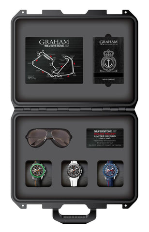 Graham Watch Silverstone Racing Trilogy Limited Edition