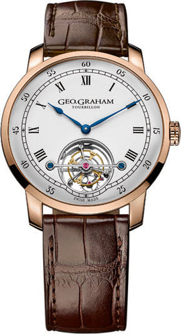 Graham Watch Geo Graham Tourbillon Limited Edition