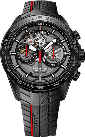 Graham Watch Silverstone RS Skeleton