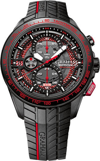 Graham Watch Silverstone RS Endurance Red Limited Edition