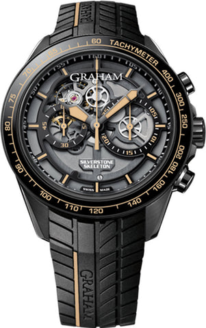 Graham Watch Silverstone RS Skeleton Limited Edition