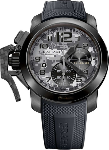 Graham Watch Chronofighter Navy Seal Limited Edition