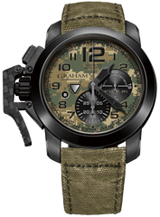 Graham Watch Chronofighter Black Arrow Digicamo