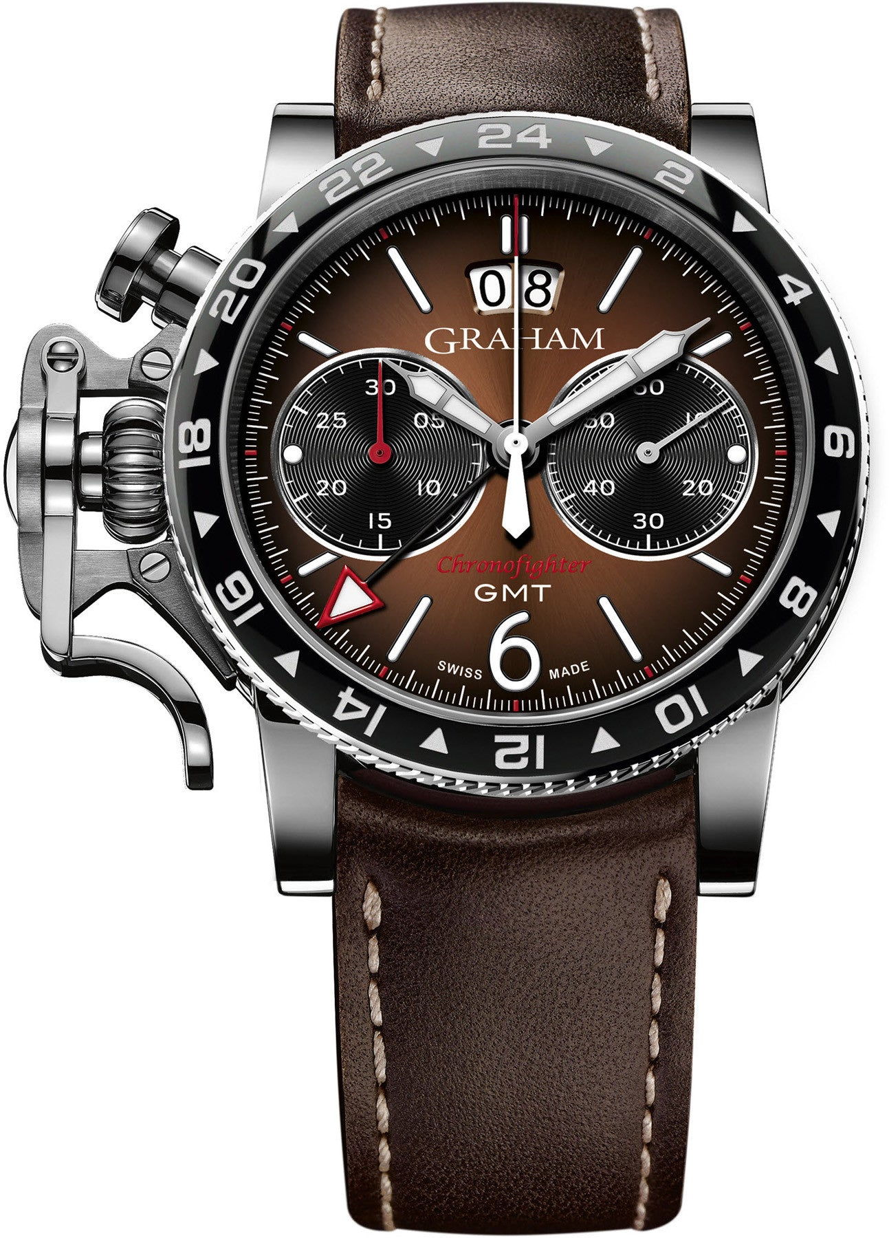 Graham Watch Chronofighter Vintage GMT Pre-Order