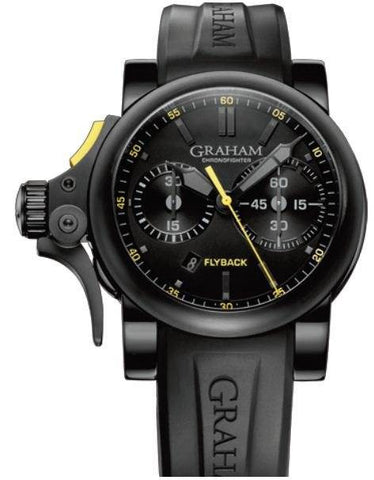 Graham Chronofighter Flyback Trigger D