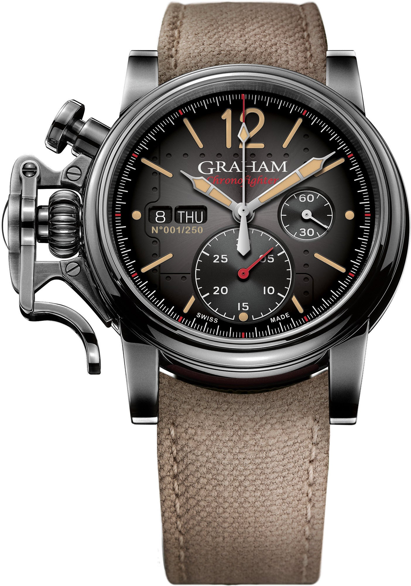 professional graham watch chronofighter guy watches prodive refined